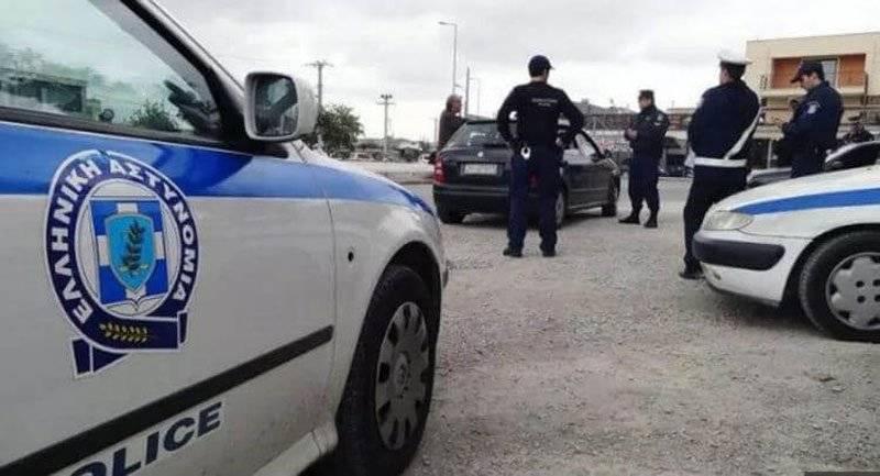 Συνελήφθη γιατί οδηγούσε χωρίς δίπλωμα