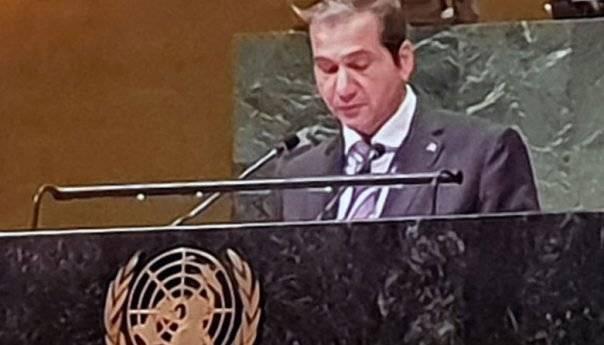Ομιλία Γιώργου Κρητικού στη ΓΣ του ΟΗΕ