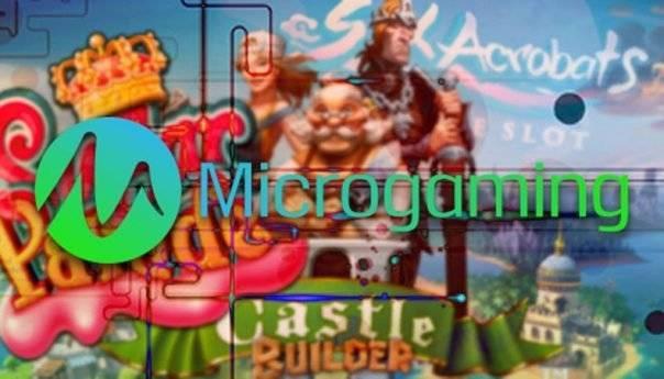 Τα νέα παιχνίδια της Microgaming