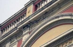 Επιστολή συμπολίτη: Που είναι το αγαλματίδιο της πρόσοψης της Μεγάλης Λέσχης;