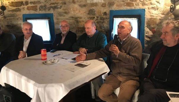 Δύο ημέρες ο Νίκος Φίλης στο Ακόντισμα της Νέας Καρβάλης:  Υποσχέθηκε πολιτιστική βοήθεια