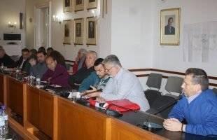 Καταψήφισε σύσσωμη η αντιπολίτευση τον ισολογισμό του Δήμου Καβάλας για το έτος 2017
