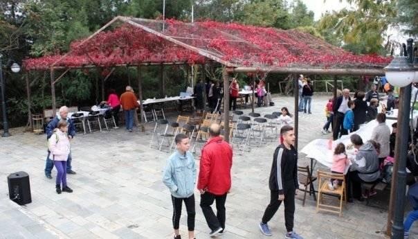 Κυριακή στο ΦΟΚ με ζεστή φασολάδα