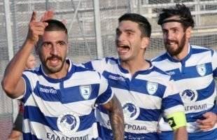 Θα συνεχίσει να φοράει την φανέλα με το καραβάκι στο στήθος άλλο ένα χρόνο ο Μαρκόπουλος