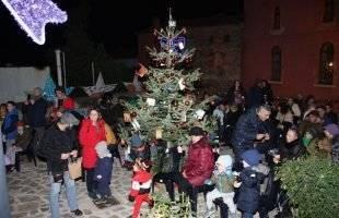Μια ωραία γιορτή στην Παναγία από το σύλλογο των κατοίκων