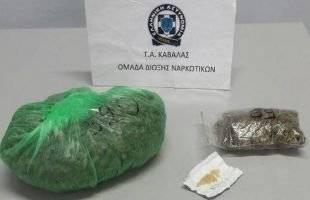 Καβάλα : Συνελήφθη 37χρονος για κατοχή ναρκωτικών