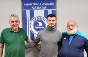 Παίκτης του ΑΟΚ ο τερματοφύλακας Μανώλης Δεμένικος