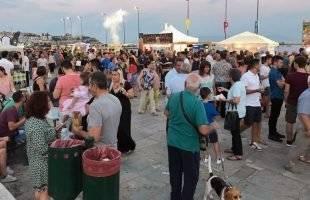 Τρεις μέρες FOOD FESTIVAL τον Ιούλιο στο Πάρκο