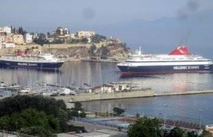 Παραμένει δύσκολη η υλοποίηση της πρότασης ακτοπλοϊκής σύνδεσης Καβάλας- Σαμοθράκης