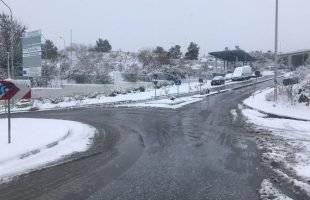 Ανοιχτοί οι βασικοί δρόμοι   – Προσοχή στην Εγνατία Οδό (περιοχή Εξοχής)