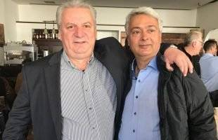 Υποψήφιος με τον Βαγγέλη Παππά ο Θέμης Καλπακίδης - Εκπλήξεις στην εκδήλωση των Κρηνίδων(φωτογραφίες)