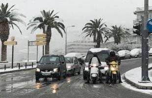 Βελτίωση του καιρού περιμένει η Πολιτική Προστασία