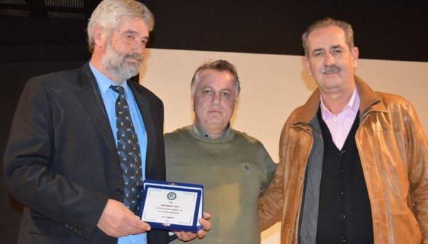 Έκοψε την πίτα της  η ΕΠΣΚ για τα σωματεία του Δήμου Παγγαίου(φωτογραφίες)