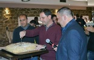 Έκοψαν την πίτας τους ΠΑΟΚ Mundialito και Μακεδονικός Αμισιανών(φωτογραφίες)