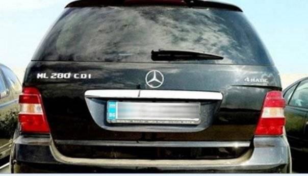 Bαρύ πρόστιμο σε Καβαλιώτη που κυκλοφορούσε αυτοκίνητο με βουλγαρικές πινακίδες