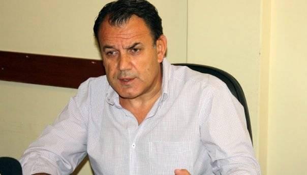 Αρχίζει ομιλίες ο Νίκος Παναγιωτόπουλος