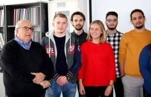 23 φοιτητές Erasmus στο ΤΕΙ ΑΜΘ