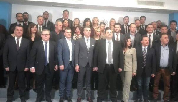 Οι υποψήφιοι Τοψίδη από την Π.Ε. Καβάλας
