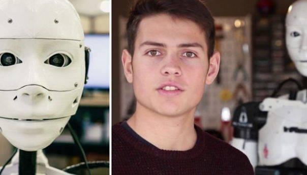 Έλληνας έφτιαξε με 500 ευρώ ρομπότ με νοημοσύνη - Ποιος είναι ο 15χρόνος μαθητής από την Καβάλα