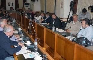 Συναίνεση για τη γέφυρα στη συνεδρίαση του Δημοτικού Συμβουλίου