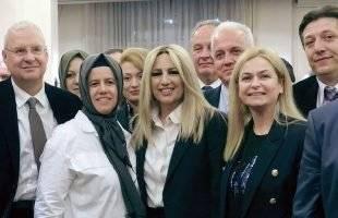 Κάλεσμα Φώφης Γεννηματά για στήριξη στον υποψήφιο περιφερειάρχη Κωστή Σιμιτσή