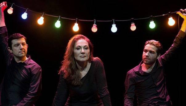 """ΘΕΑΤΡΟ ΑΝΤΙΓΟΝΗ ΒΑΛΑΚΟΥ: «Αρίστος» – μία παράσταση βασισμένη στο μυθιστόρημα του Θωμά Κοροβίνη """"Ο Γύρος του Θανάτου"""""""