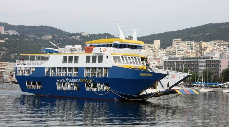 """Συνελήφθη ο πλοίαρχος του πλοίου """"ΝΙΚΗΤΗΣ"""""""