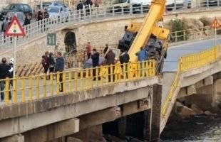 Δηλώσεις της Δήμητρας Τσανάκα για την πεσμένη γέφυρα στο ethnos.gr