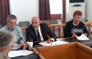 Συγκλήθηκε και συνεδρίασε η Διαπαραταξιακή Επιτροπή