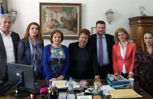 O Διευθυντής της ξενοδοχειακής αλυσίδας  Bomo Club του ομίλου Μουζενίδη στην Δήμαρχο