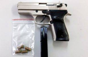 Καβάλα : Συνελήφθη 38χρονος γιατί στην οικία του βρέθηκε ένα πιστόλι κρότου και 4 φυσίγγια κρότου