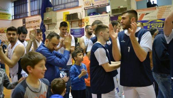 Energean Kavala BC- Αμύντας 69-50: Κέρδισε και ελπίζει για τα πλέι άουτ (φωτογραφίες)