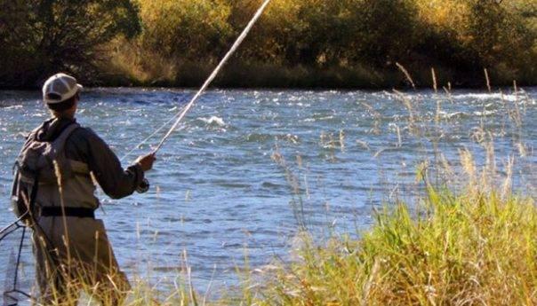 Απαγόρευση αλιείας σε ποταμούς και λίμνες
