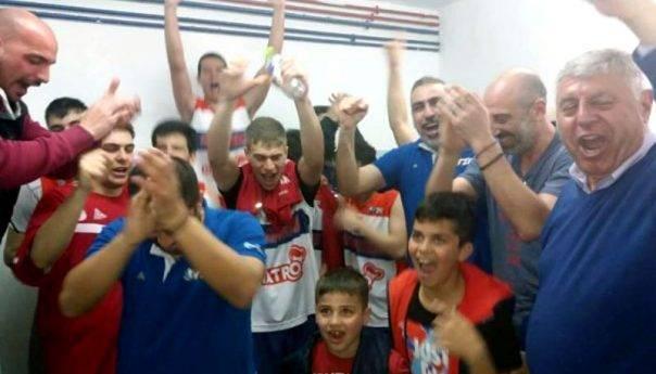 Βραβεύονται Πασχαλίδης, Μουλλάκης, Καμπούρης στο Εφηβικό της Ελευθερούπολης