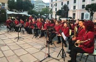 Συναυλία της Φιλαρμονικής στην πλατεία Καπνεργάτη