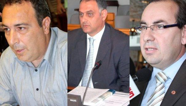 Τρεις υποψήφιοι βουλευτές του ΚΙΝΑΛ Καβάλας