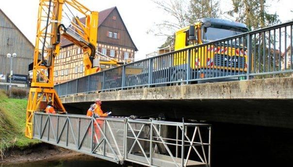 Έτσι ελέγχουν τις γέφυρες στην Ευρώπη !