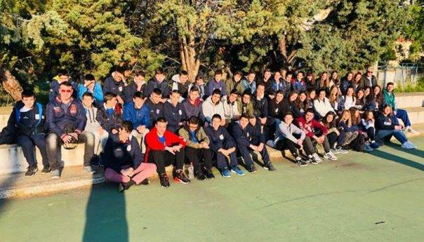 Συμμετοχή Ακαδημίας Ένωσης Καλαθοσφαίρισης Καβάλας στο Πανελλήνιο τουρνουά Σπάρτακου Λάρισας