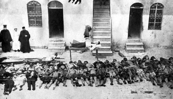 """O Σύγχρονος Δήμος "" για την Γενοκτονία των Ελλήνων του Πόντου"