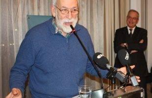 Αργύρης Μπακιρτζής: Γιατί θα ψηφίσω τον Θόδωρο Μουριάδη