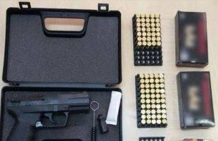 Καβάλα : Σύλληψη 46χρονου για παράνομη οπλοκατοχή
