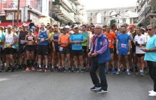 Ανακοίνωση του συνδέσμου Ελλήνων Διαχρονικών Αθλητών στίβου Καβάλας για το σημερινό αγώνα  ως τους Φιλίππους