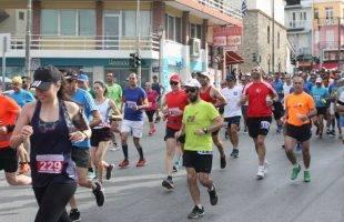 Εμινίδης και Ζλάτκου κέρδισαν στον ημιμαραθώνιο «Στα Βήματα του Αποστόλου Παύλου»