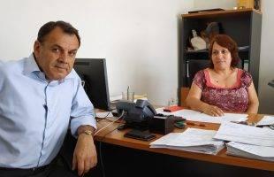 Συνάντηση εργασίας Νίκου Παναγιωτόπουλου στον ΕΛΓΑ - Διαρκές και καθόλου όψιμο το ενδιαφέρον για τα θέματα αγροτών και κτηνοτρόφων