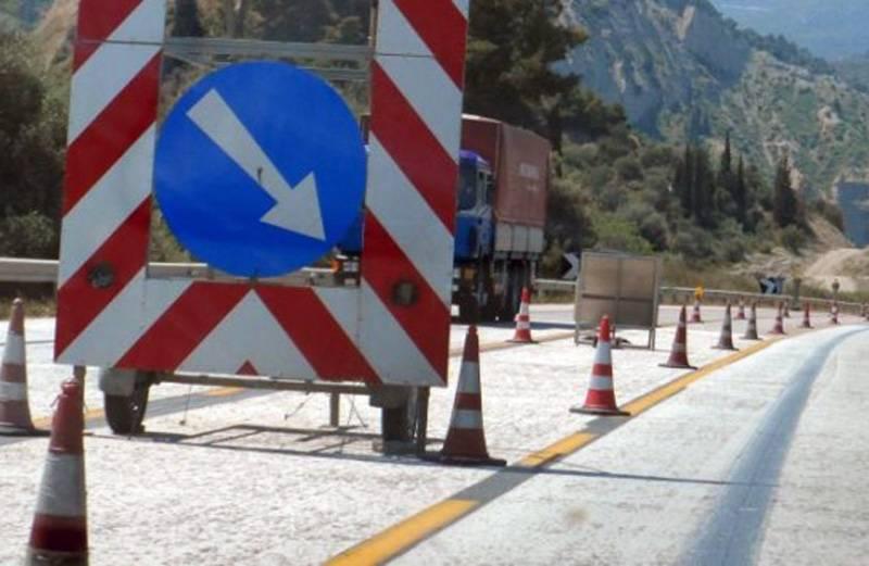 Περιοριστικά μέτρα κυκλοφορίας σε τμήμα της Εγνατίας Οδού, από τον Α/Κ Γαληψού μέχρι τον Α/Κ Χρυσουπόλεως