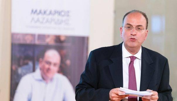 Ανάρτηση Μακάριου Λαζαρίδη: Η πολιτική χρειάζεται ανανέωση