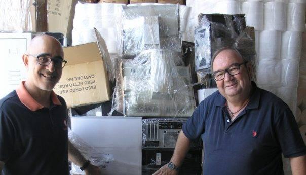 """Η καθιερωμένη προσφορά στο Δήμο Καβάλας από το σύλλογο """"Φίλος"""""""