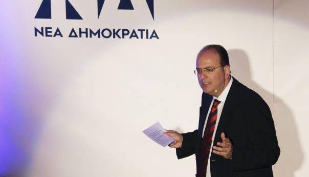 Μακάριος Λαζαρίδης:  «Στο DNA του ΣΥΡΙΖΑ είναι το μπάχαλο και το χάος, ενώ στης Κυβέρνησης είναι η τάξη και η νοικοκυροσύνη»