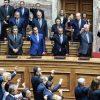 Φωτογραφίες των βουλευτών της Καβάλας από την ορκωμοσία τους στη Βουλή