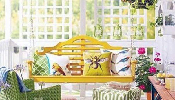Πώς θα δώσετε καλοκαιρινό αέρα στο σπίτι σας